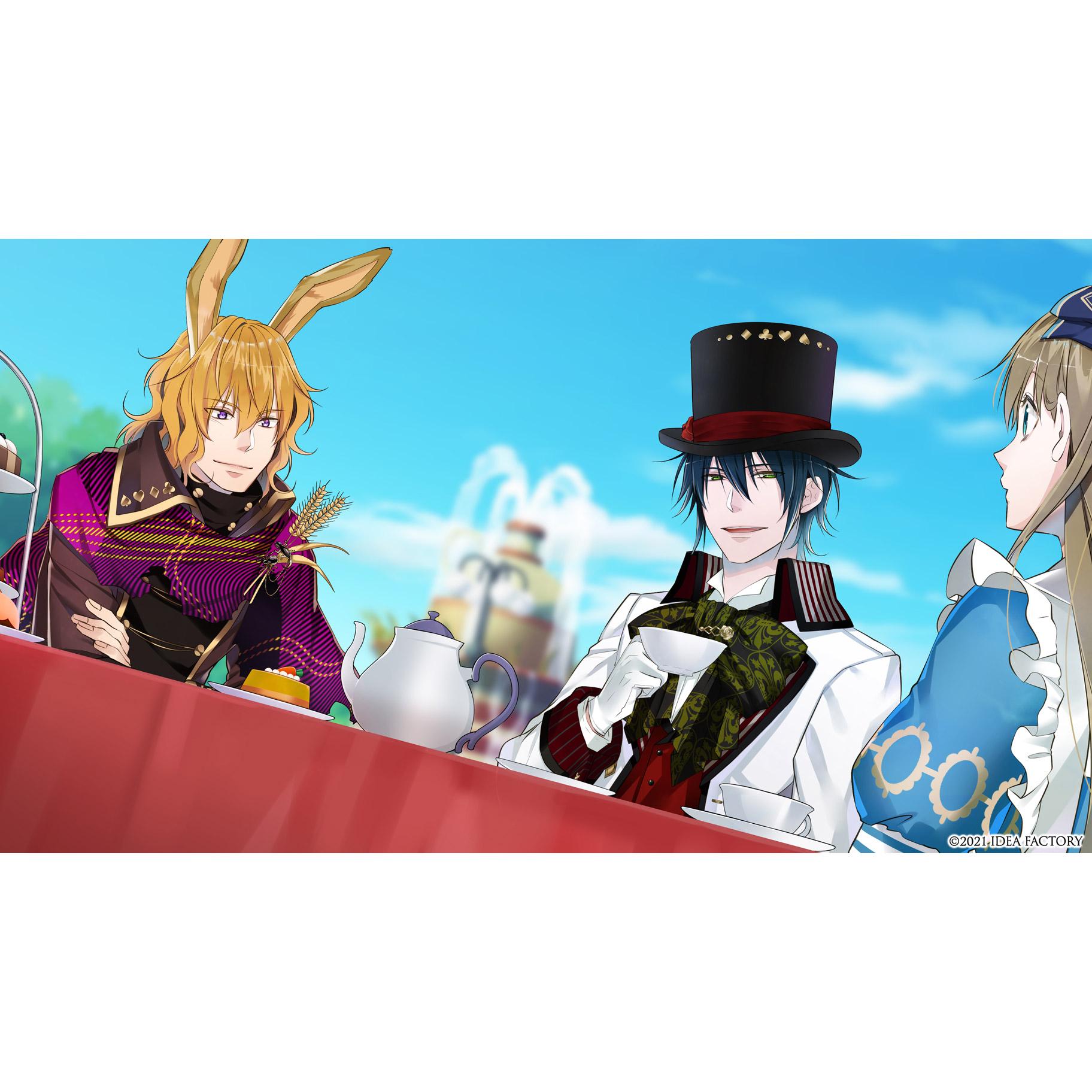 スペードの国のアリス 〜Wonderful White World〜 限定版 【Switchゲームソフト】_2