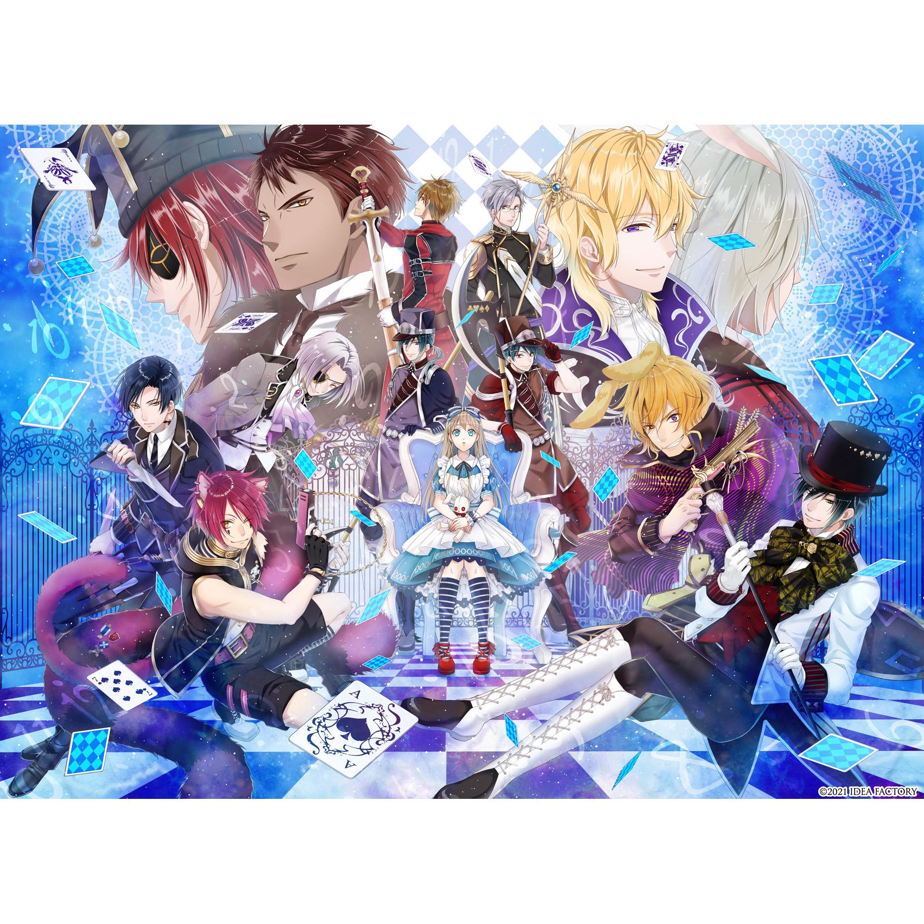 スペードの国のアリス 〜Wonderful White World〜 通常版 【Switchゲームソフト】_1
