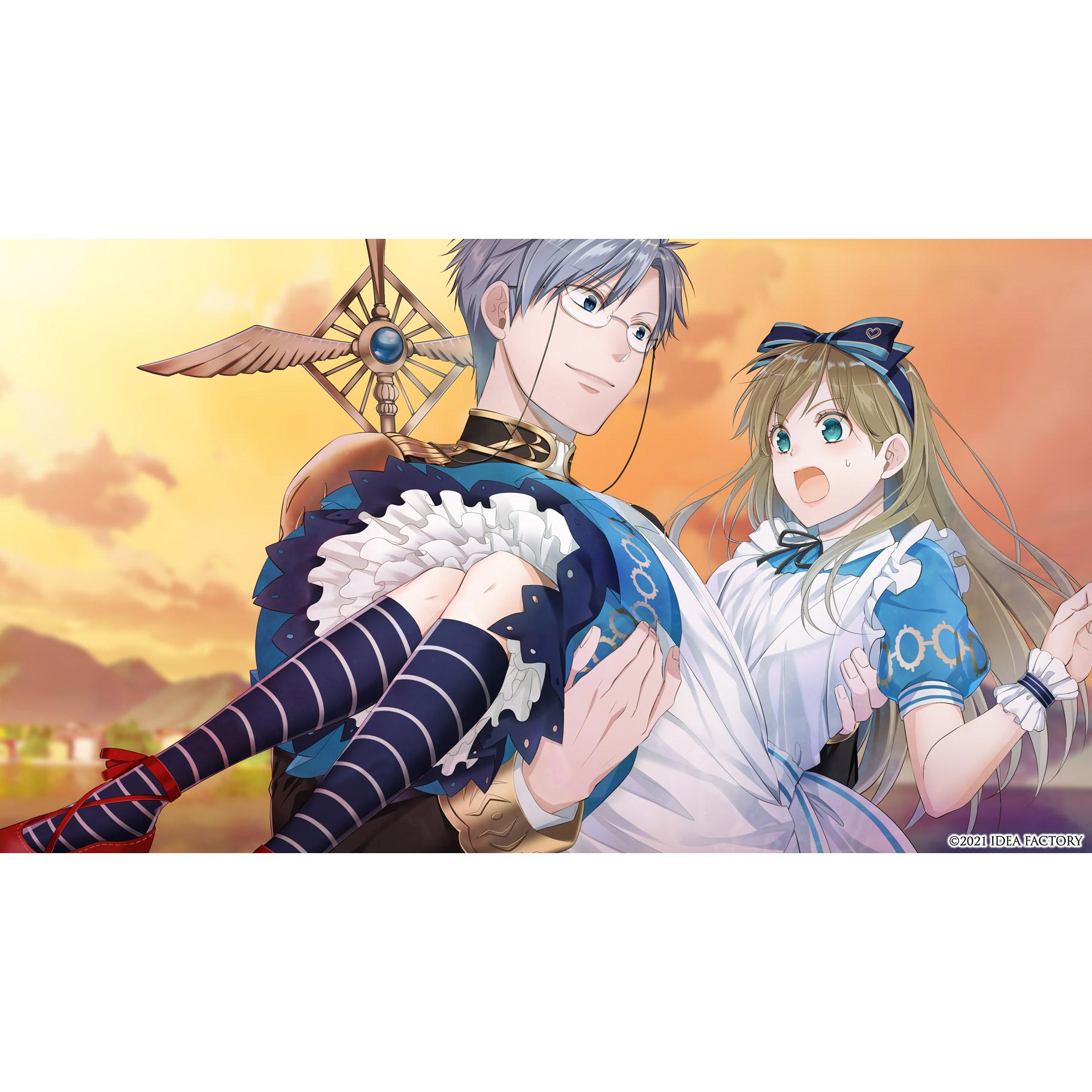スペードの国のアリス 〜Wonderful White World〜 通常版 【Switchゲームソフト】_3