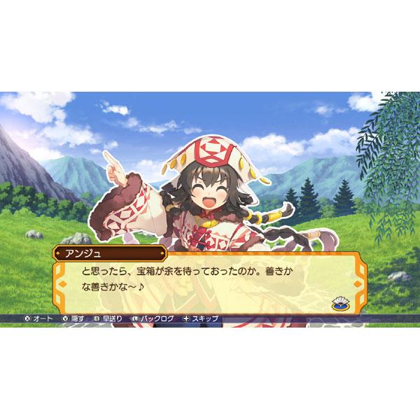 ドカポンUP! 夢幻のルーレット プレミアムエディション 【Switchゲームソフト】_1