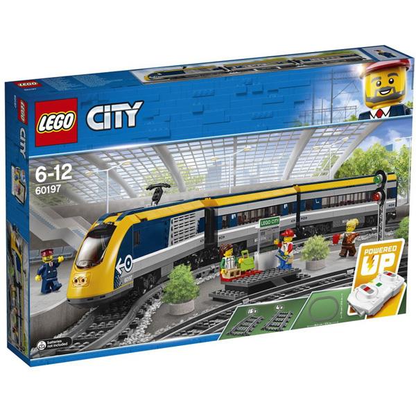 LEGO(レゴ) 60197 シティ ハイスピード・トレイン