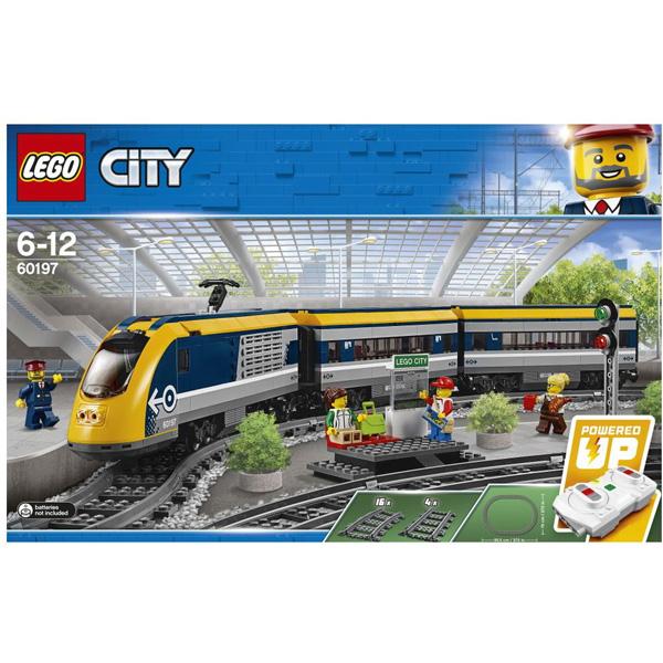 LEGO(レゴ) 60197 シティ ハイスピード・トレイン_1