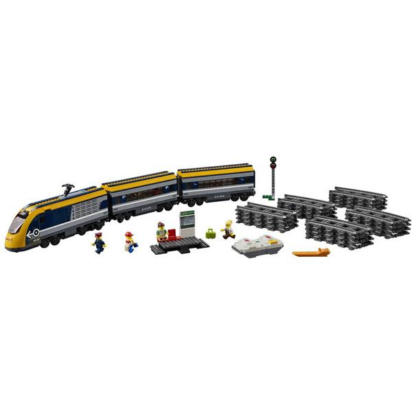 LEGO(レゴ) 60197 シティ ハイスピード・トレイン_2