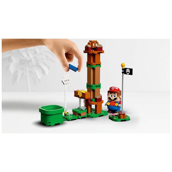 LEGO(レゴ) 71360 マリオとぼうけんのはじまり スターターセット_1