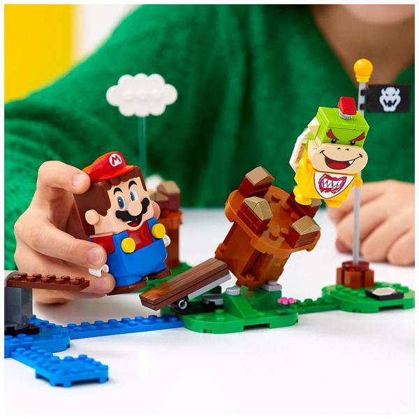 LEGO(レゴ) 71360 マリオとぼうけんのはじまり スターターセット_2