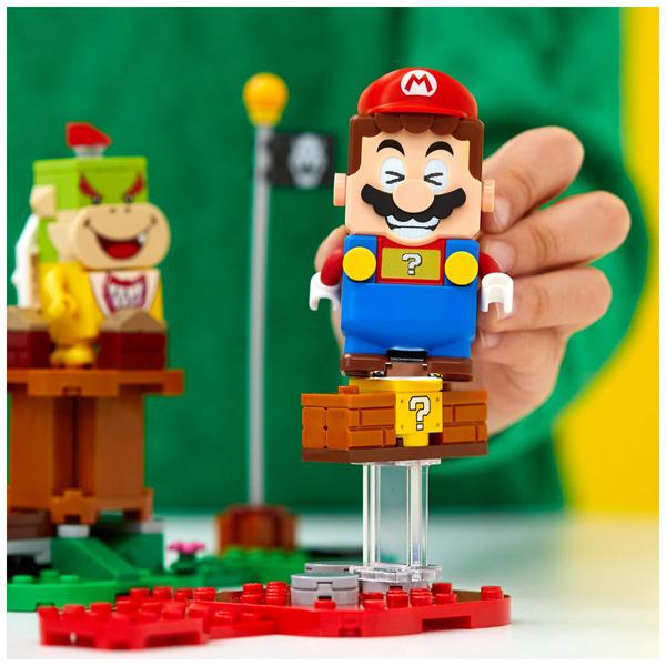LEGO(レゴ) 71360 マリオとぼうけんのはじまり スターターセット_3