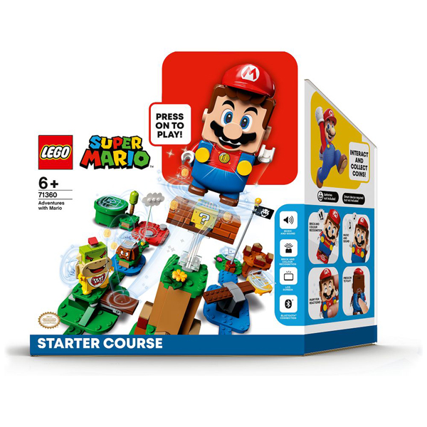 LEGO(レゴ) 71360 マリオとぼうけんのはじまり スターターセット_5