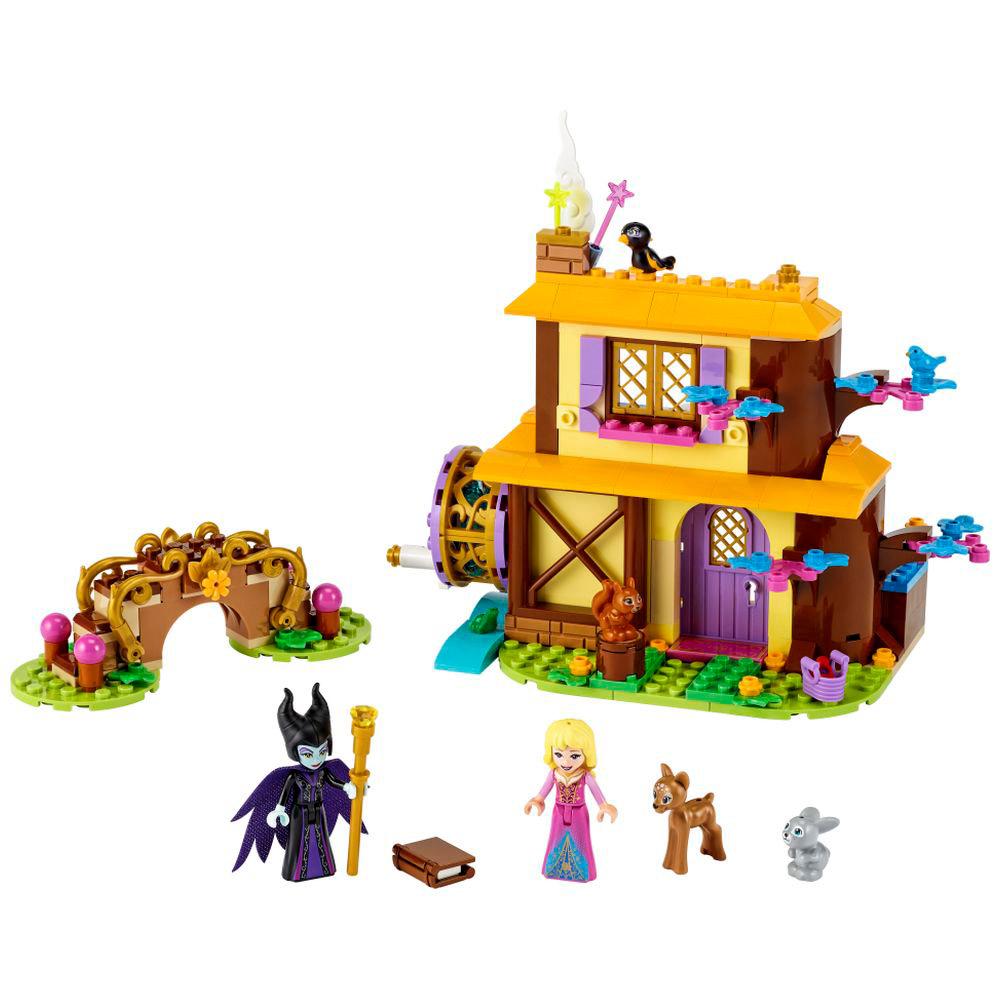 LEGO(レゴ) 43188 ディズニープリンセス オーロラ姫の森のコテージ_1