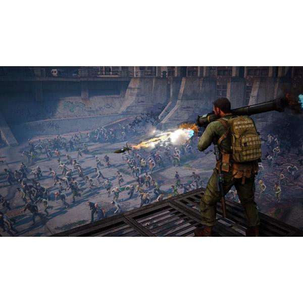WORLD WAR Z - GOTY EDITION 【PS4ゲームソフト】_4