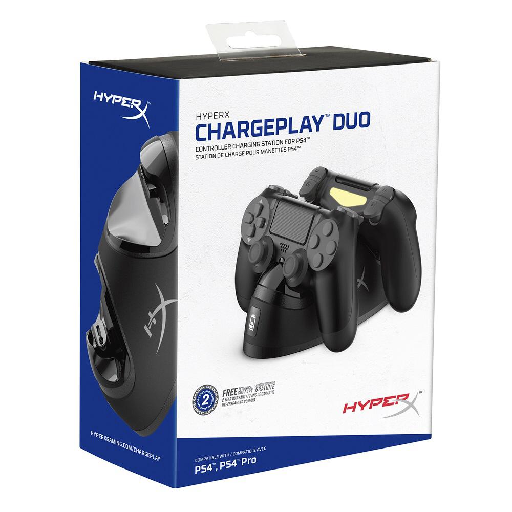 HX-CPDU-A HyperX ChargePlay Duoコントローラー充電器 PS4用 HX-CPDU-A HX-CPDU-A_2