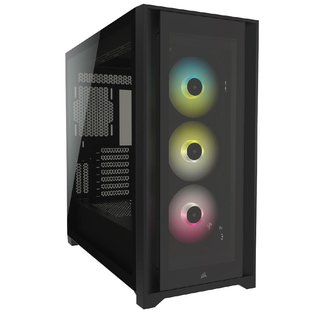 Corsair iCUE 5000X RGB Tempered Glass(CC-9011212-WW)