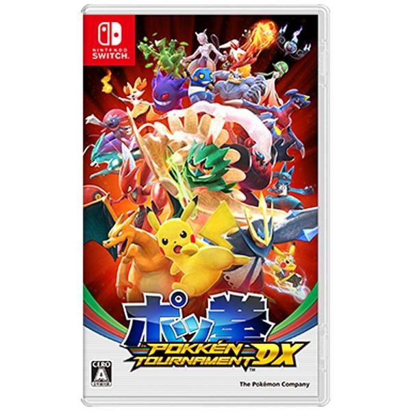 ポッ拳 POKKEN TOURNAMENT DX 【Switchゲームソフト】