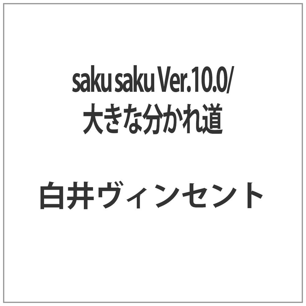 saku saku Ver.10.0/大きな分かれ道