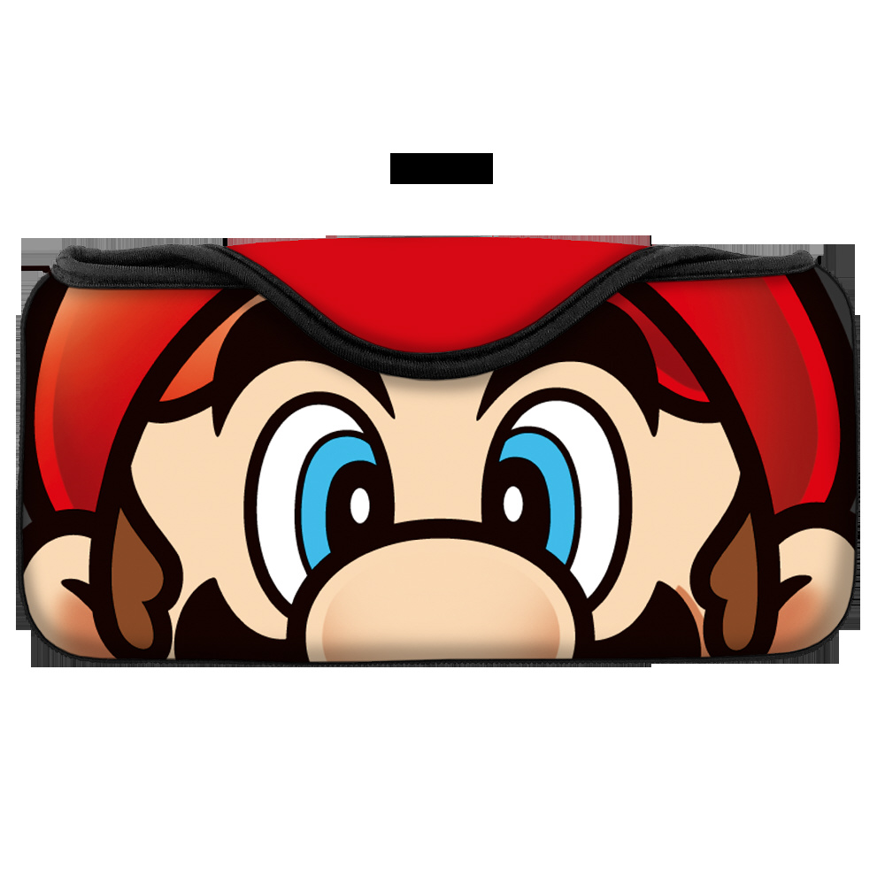 QUICK POUCH COLLECTION for Nintendo Switch マリオ CQP-004-1 CQP-004-1 マリオ