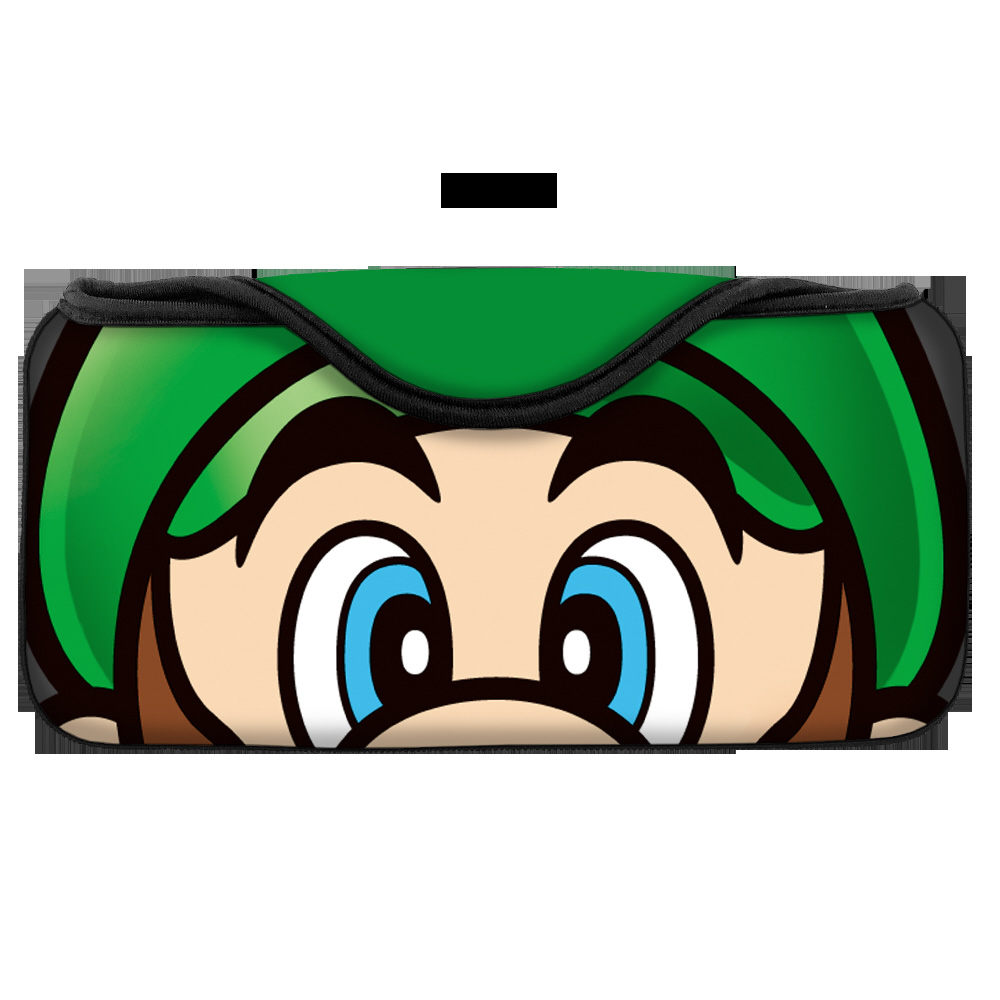 QUICK POUCH COLLECTION for Nintendo Switch ルイージ CQP-004-2 CQP-004-2 ルイージ