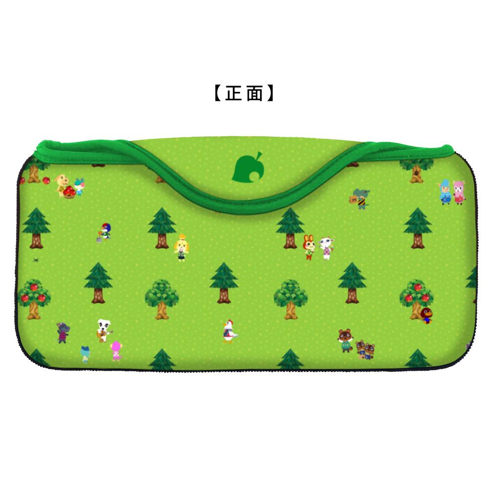 【在庫限り】 QUICK POUCH COLLECTION for Nintendo Switch どうぶつの森Type-B CQP-009-2 CQP-009-2_2