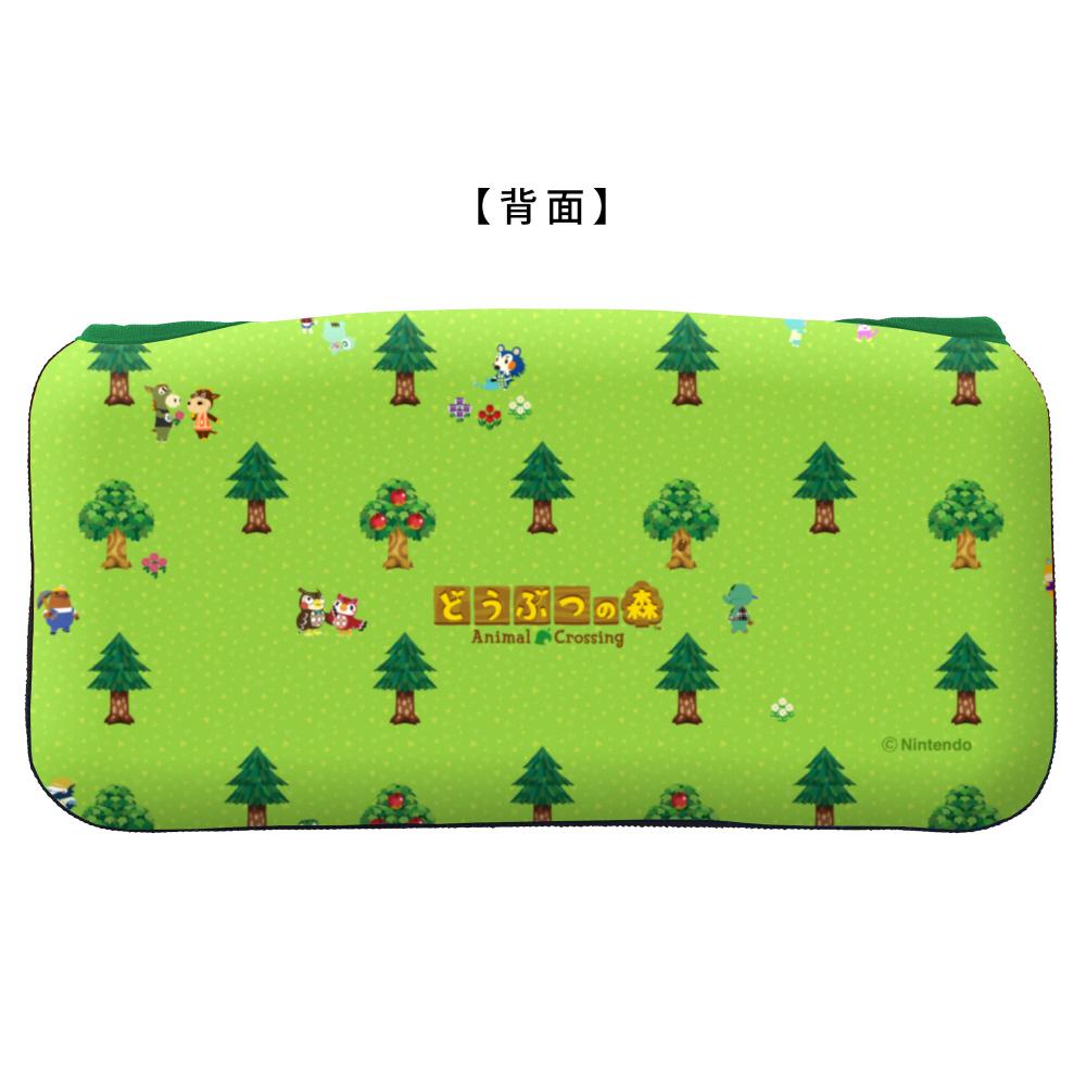 【在庫限り】 QUICK POUCH COLLECTION for Nintendo Switch どうぶつの森Type-B CQP-009-2 CQP-009-2_3