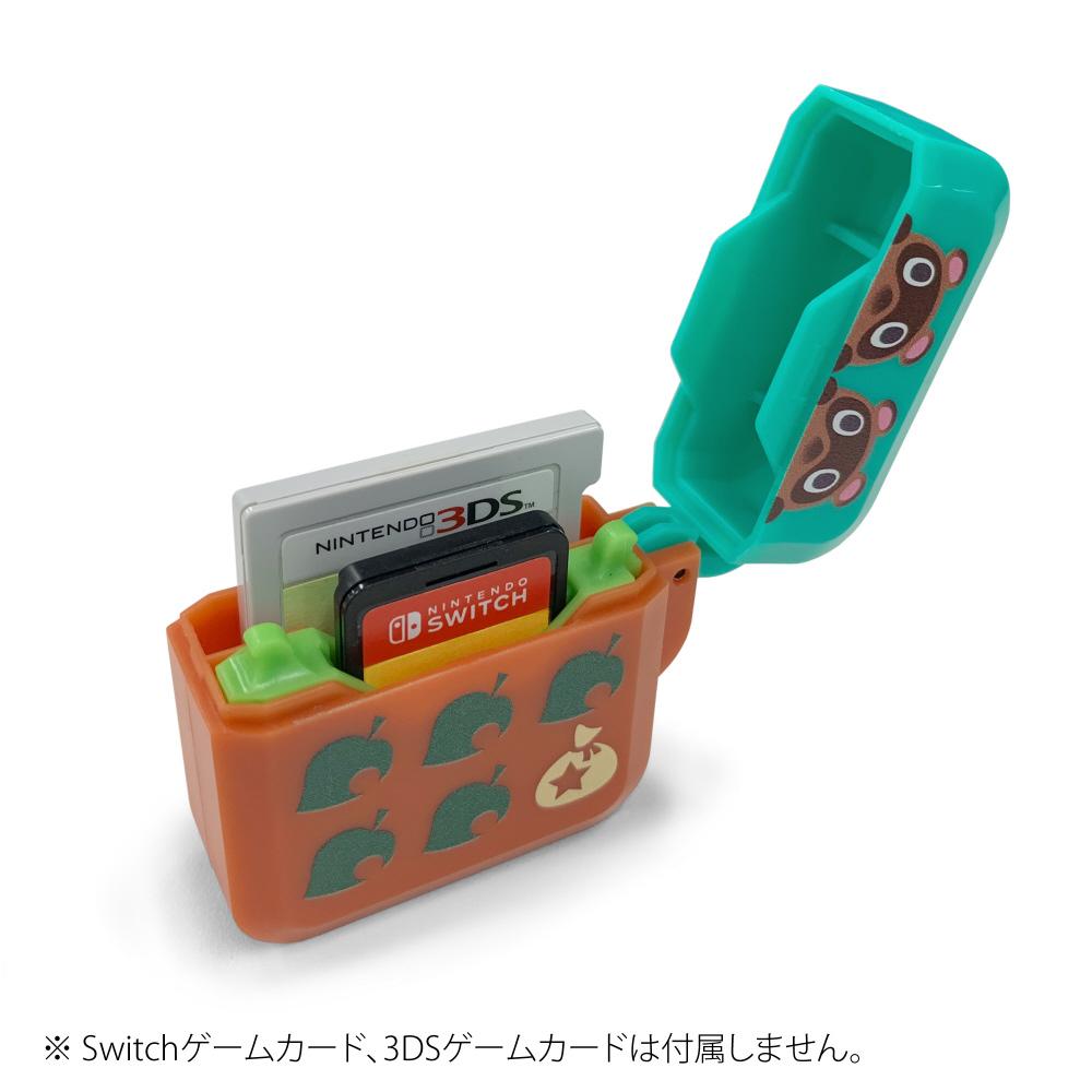 【在庫限り】 CARD POD COLLECTION for Nintendo Switch どうぶつの森Type-A CCP-002-1 CCP-002-1_4