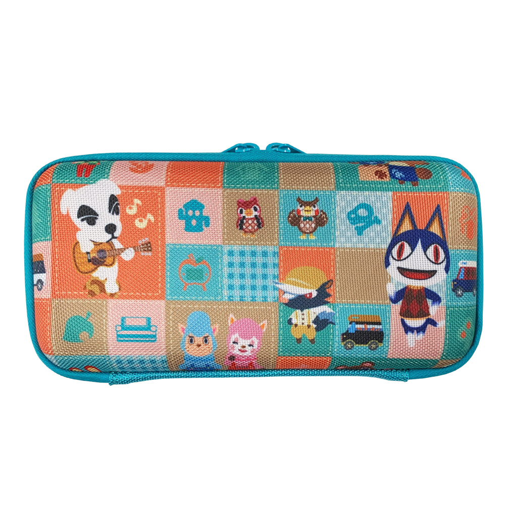 SLIM HARD CASE COLLECTION for Nintendo Switch Lite どうぶつの森 CSH-101-1 CSH-101-1_2