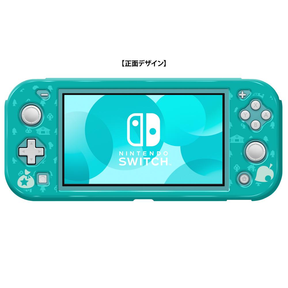 【在庫限り】 PC BODY COVER COLLECTION for Nintendo Switch Lite どうぶつの森 CPC-101-1 CPC-101-1_2