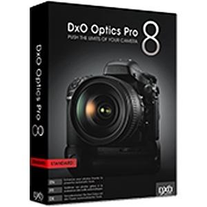 [Win・Mac版] DxO Optics Pro 8 スタンダード版 ≪キャンペーン版≫ [DxO Labs]
