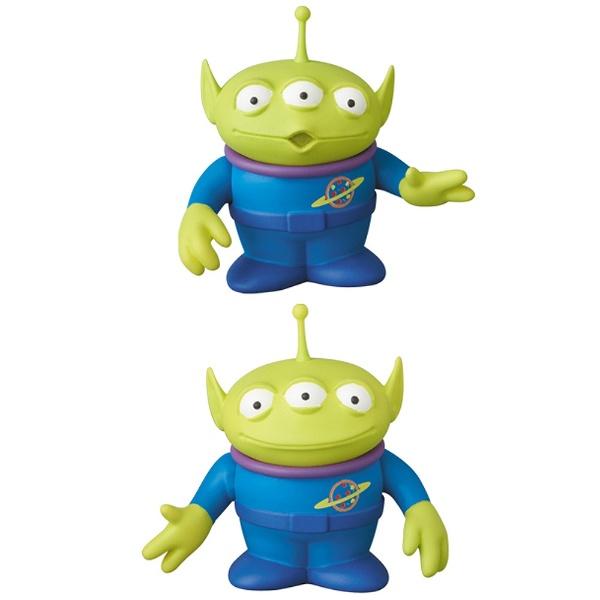ウルトラディテールフィギュア No.248 UDF Pixar エイリアン(2体セット)