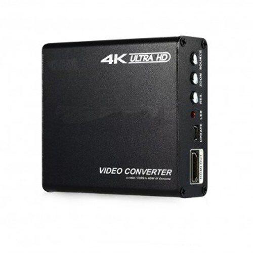 4K出力対応 S端子/コンポジット出力変換アップスキャンコンバータ「TSCHDMI4」 TSCHDMI4_2