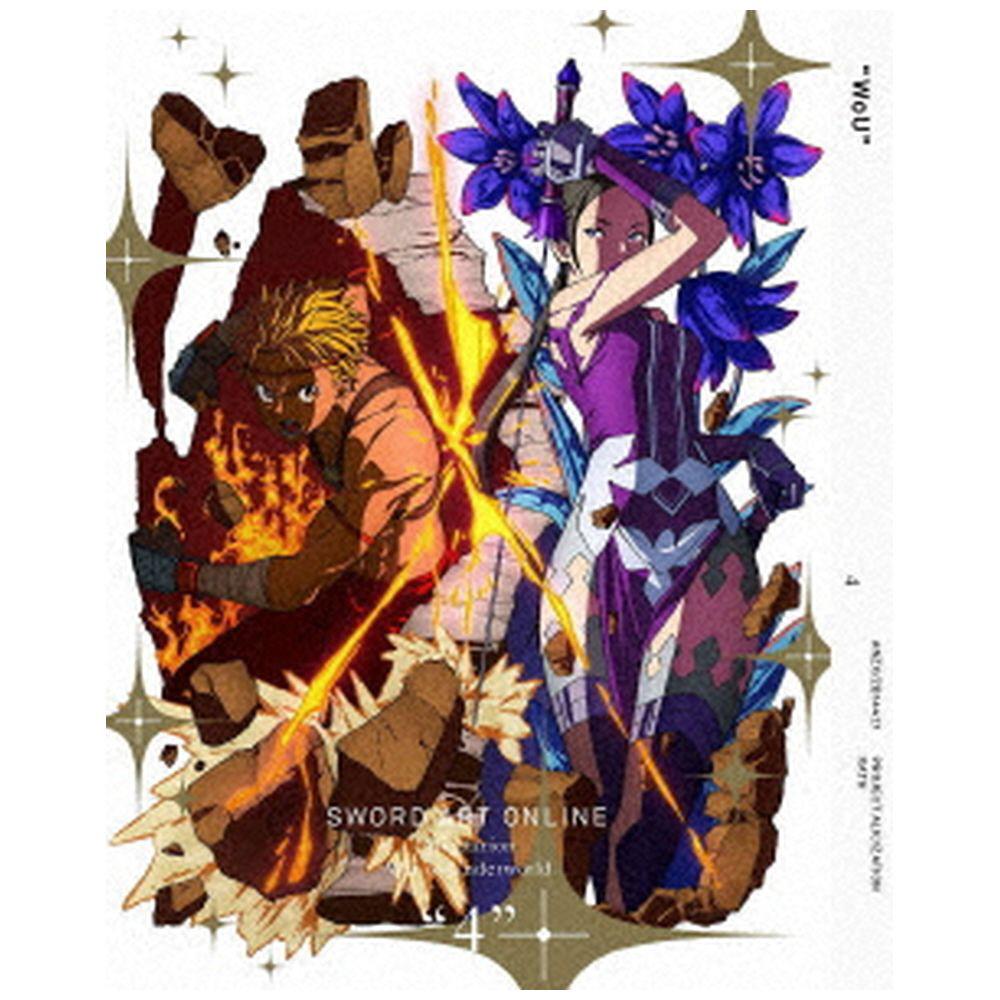 [4] ソードアート・オンライン アリシゼーション War of Underworld 4 【完全生産限定版】 BD