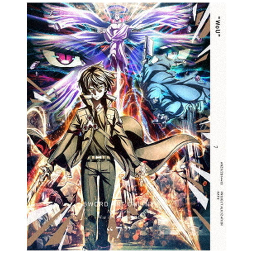 [7] ソードアート・オンライン アリシゼーション War of Underworld 7 【完全生産限定版】 DVD