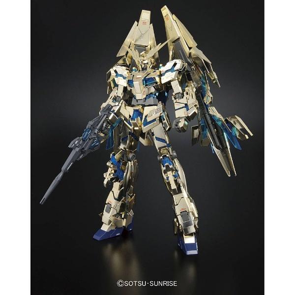 MG 1/100 ユニコーンガンダム3号機 フェネクス 【機動戦士ガンダムUC[ユニコーン]】