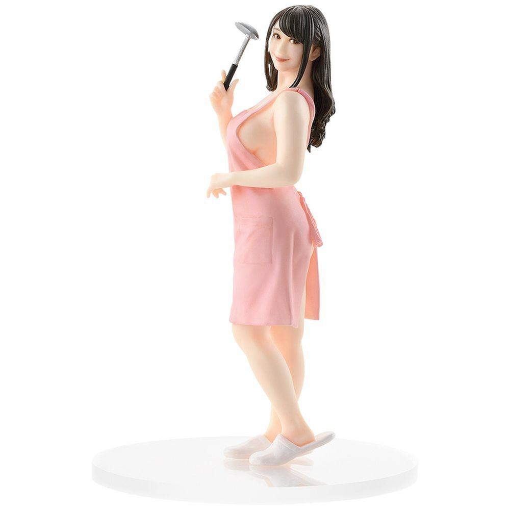 1/20 PLAMAX Naked Angel 白石茉莉奈