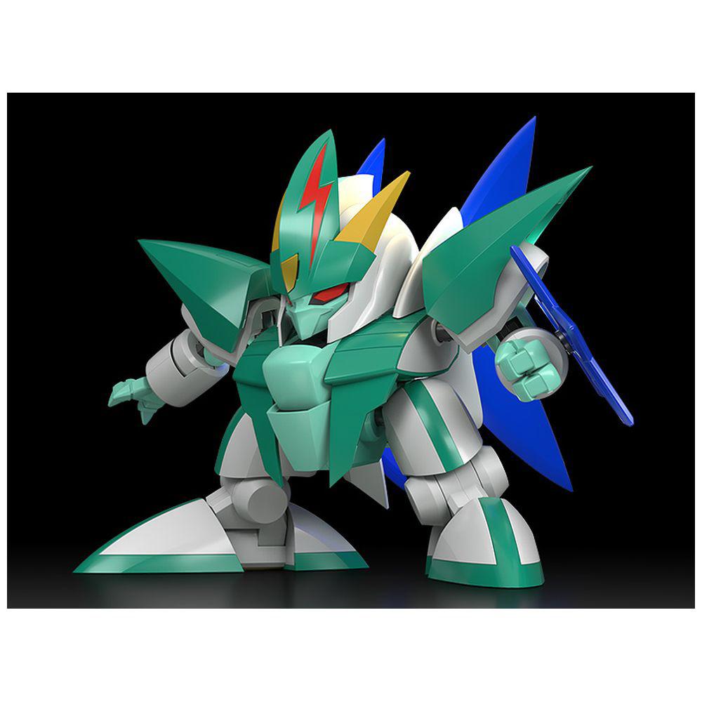 PLAMAX MS-11 魔神英雄伝ワタル 幻王丸 プラモデル_1