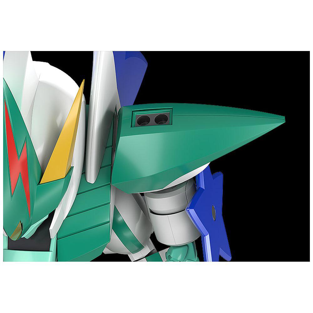 PLAMAX MS-11 魔神英雄伝ワタル 幻王丸 プラモデル_8
