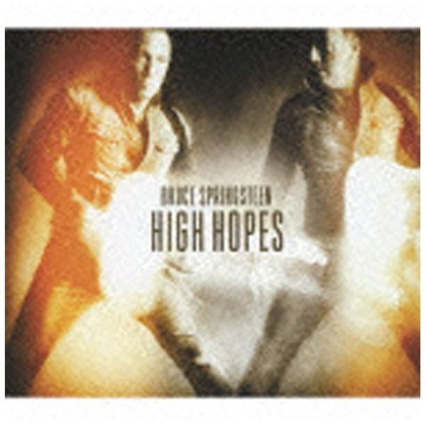 ブルース・スプリングスティーン/ハイ・ホープス 初回生産限定盤 CD