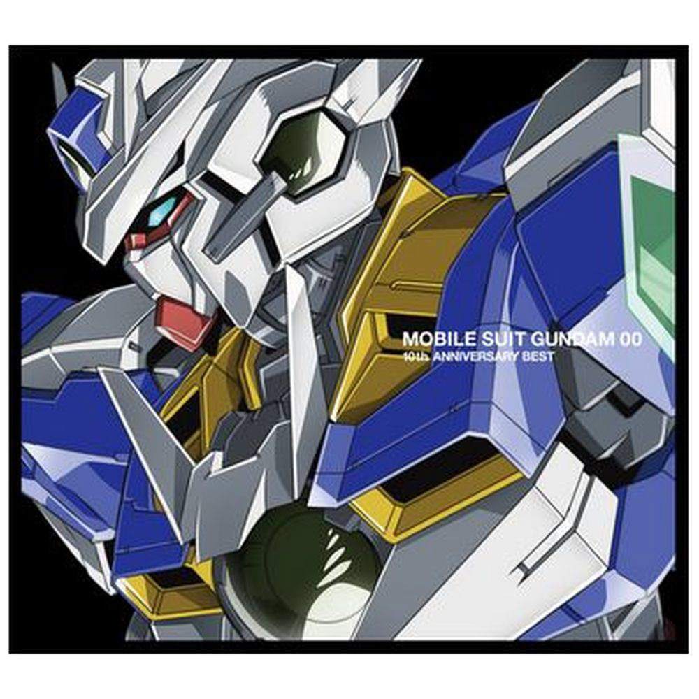 機動戦士ガンダムOO 10th ANNIVERSARY BEST CD