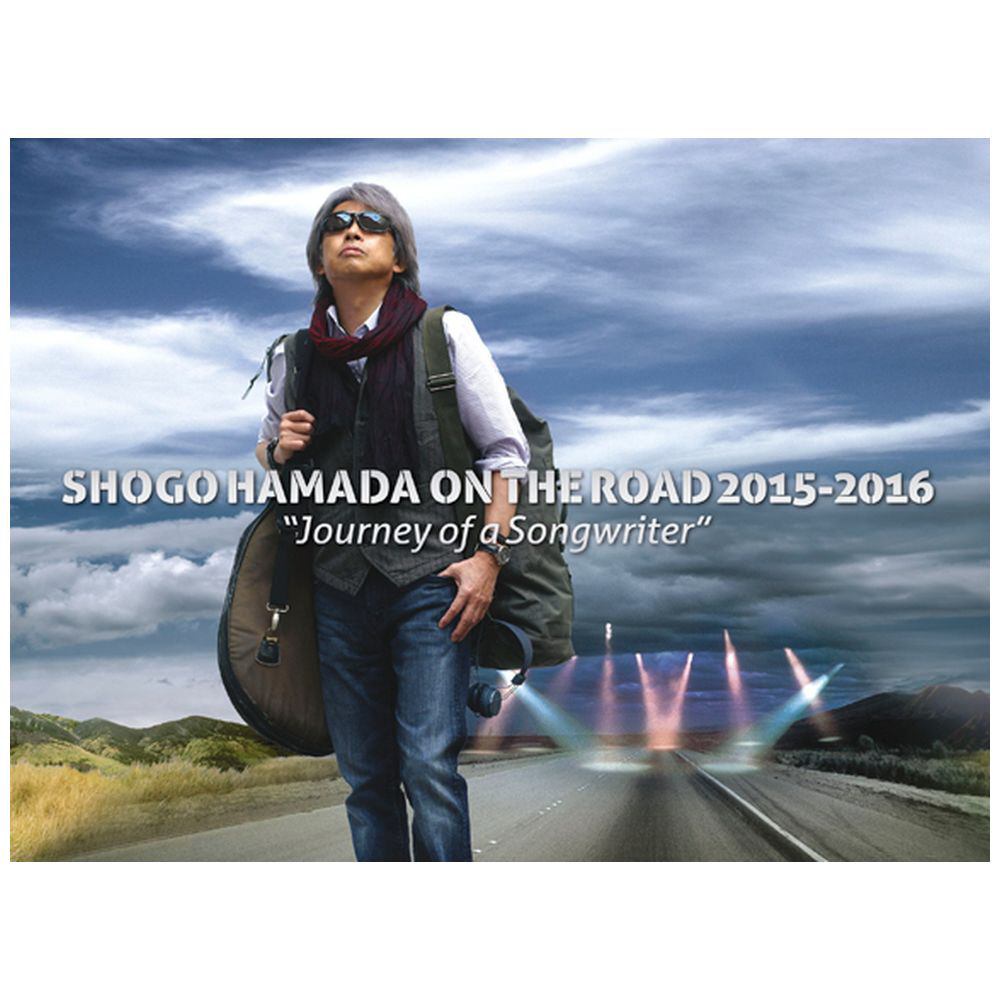 "浜田省吾/ON THE ROAD 2015-2016 ""Journey of a Songwriter"" 完全生産限定盤   [DVD]"