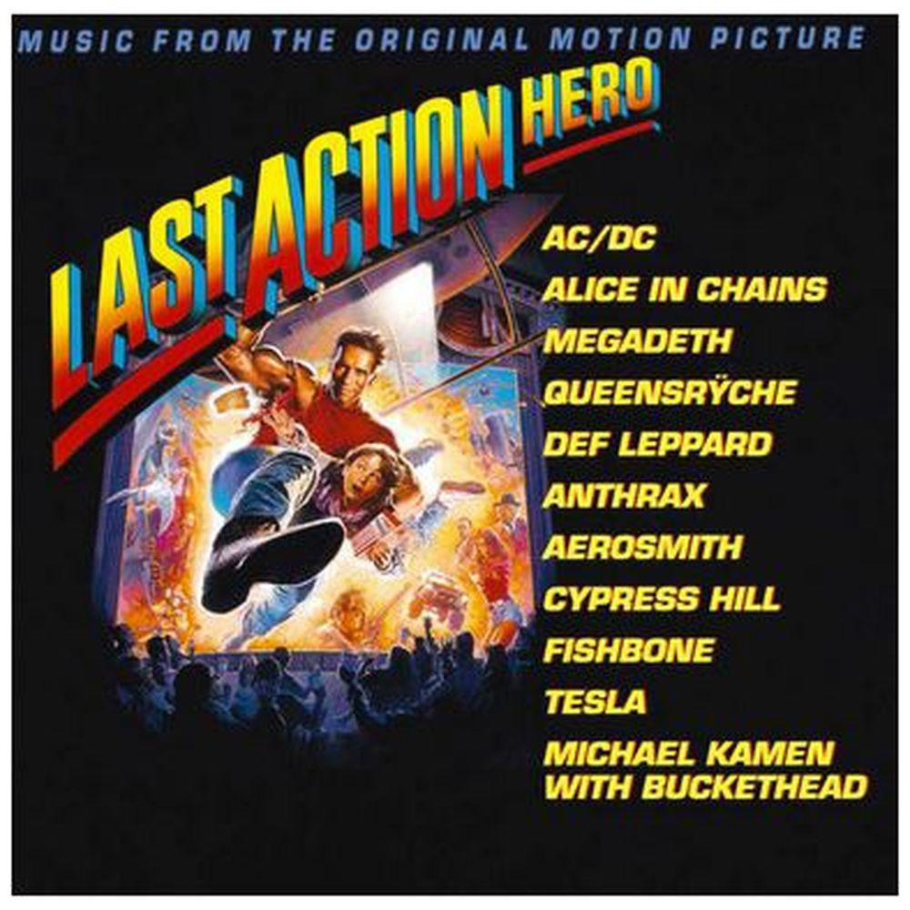 ラスト・アクション・ヒーロー オリジナル・サウンドトラック CD