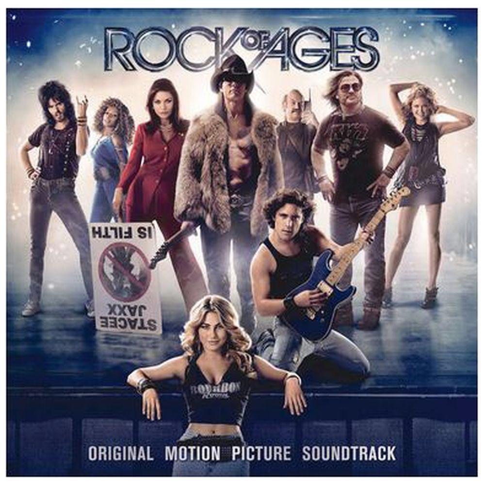 ロック・オブ・エイジズ オリジナル・サウンドトラック CD