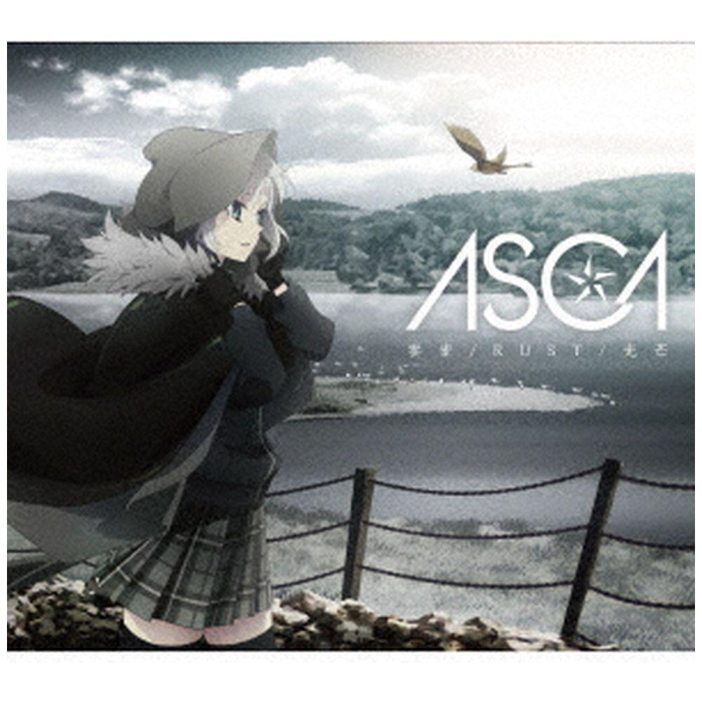 ASCA / 雲雀 / RUST / 光芒 期間生産限定盤 CD