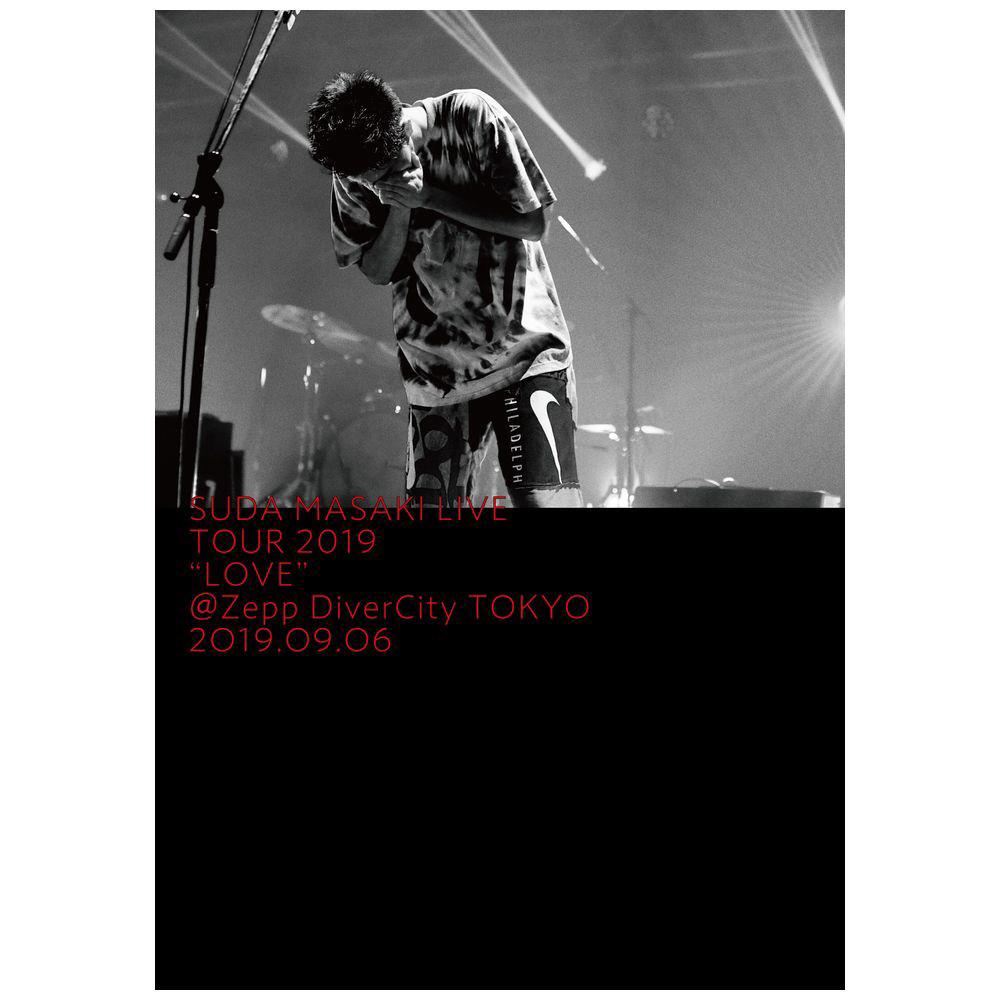 "菅田将暉/ 菅田将暉 LIVE TOUR 2019 ""LOVE""@Zepp DiverCity TOKYO 2019.09.06 通常盤"
