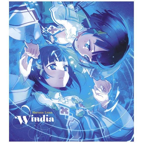 春奈るな / ゲーム「ソードアート・オンライン」OPテーマ「Windia」 期間生産限定アニメ盤DVD付 CD