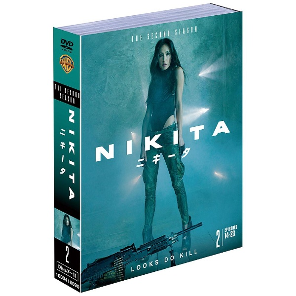 NIKITA/ニキータ <セカンド・シーズン> セット2 【DVD】