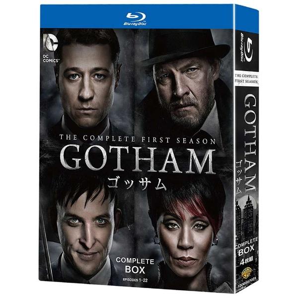 GOTHAM/ゴッサム 1<ファースト・シーズン> ブルーレイ コンプリート・ボックス 【ブルーレイ ソフト】