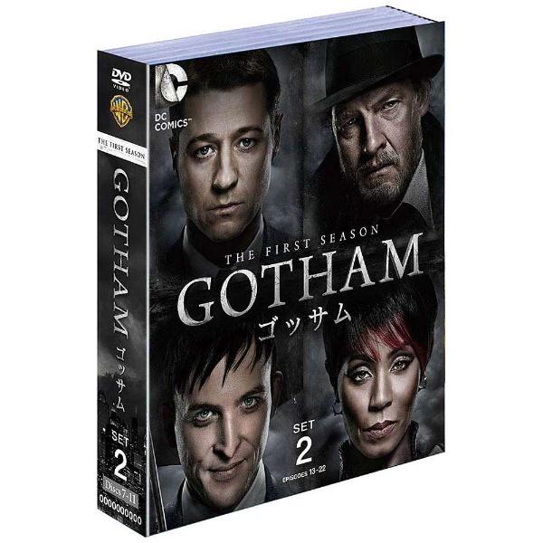 GOTHAM/ゴッサム 1<ファースト・シーズン> セット2 ソフトシェル DVD