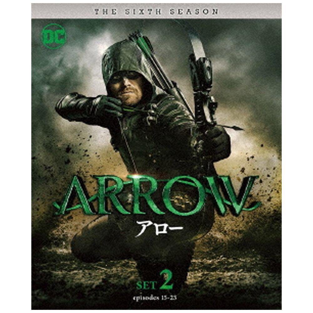 ARROW/アロー <シックス> 後半セット DVD