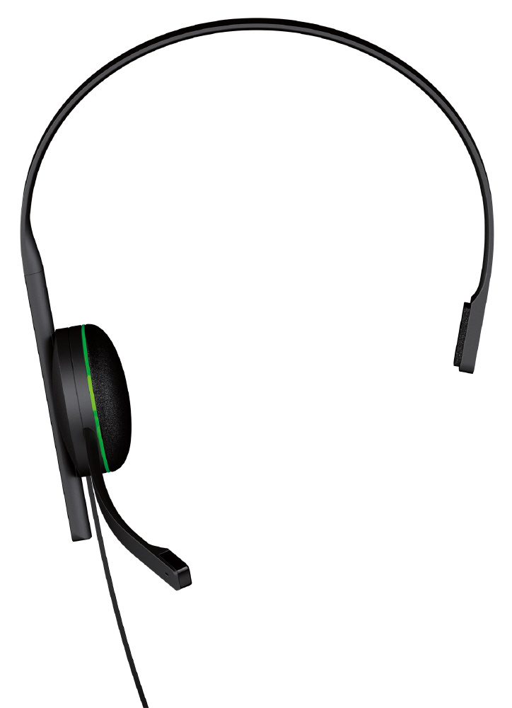 Xbox ボイスチャット ヘッドセット S5V-00017