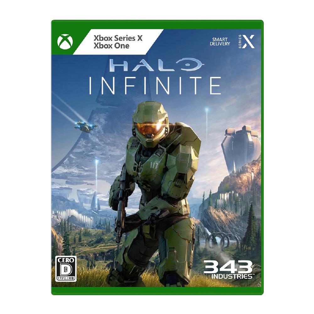 Halo Infinite 【XboxSeriesXゲームソフト】
