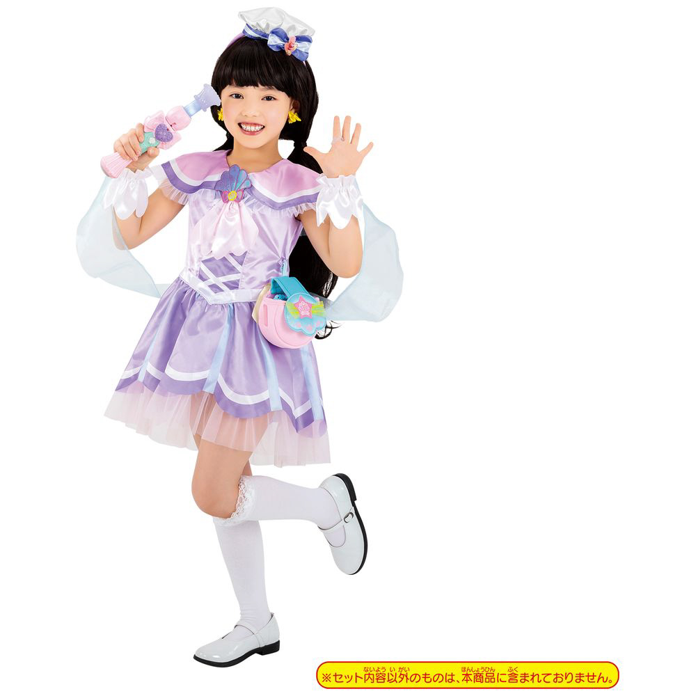 トロピカル〜ジュ!プリキュア 変身プリチューム キュアコーラル_3