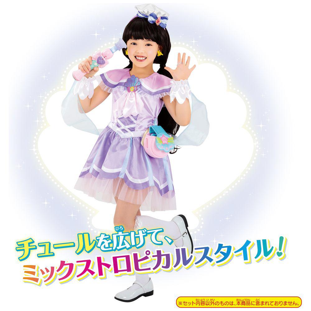 トロピカル〜ジュ!プリキュア 変身プリチューム キュアコーラル_5