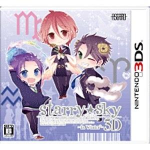 Starry☆Sky 〜in Winter〜 3D 通常版【3DSゲームソフト】